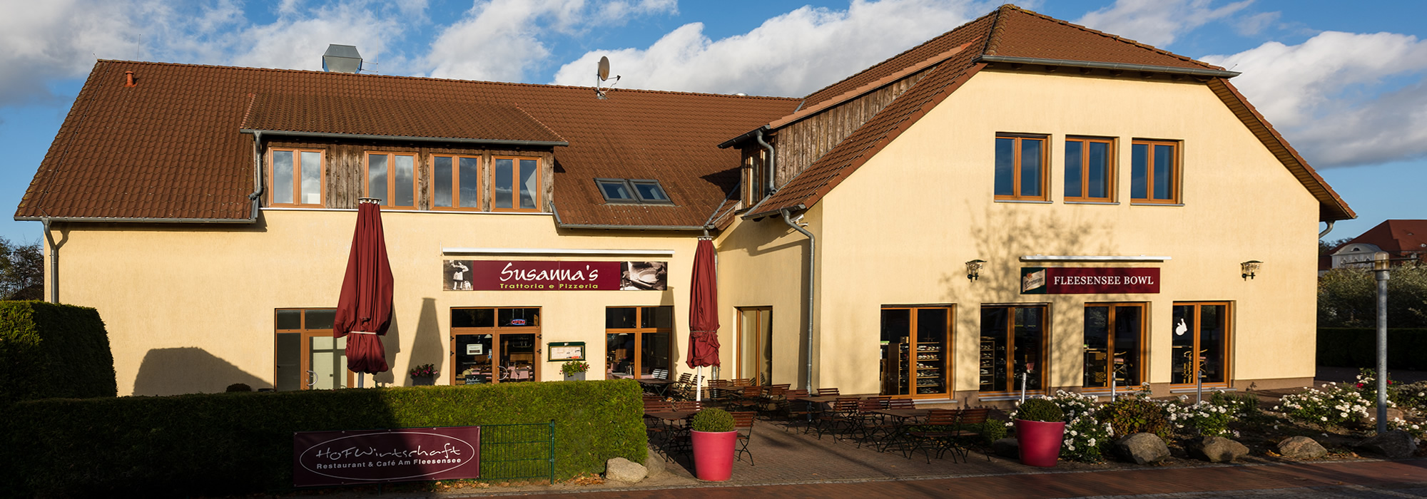 Restaurant Susannas am Fleesensee